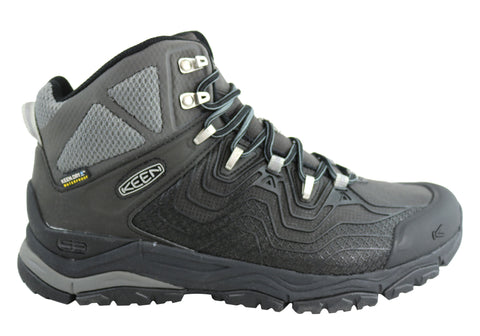 Keen Aphlex Mid Waterpoof Mens Wide Fit Hiking Boots