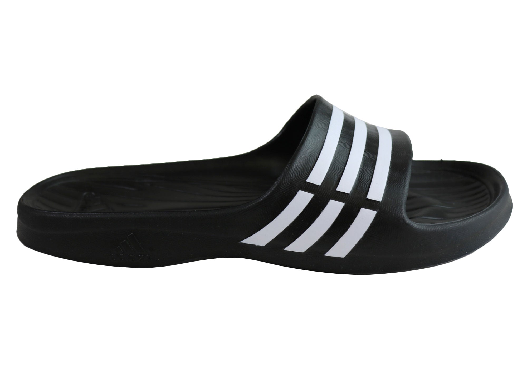 339b174e1546 New Adidas Duramo Sleek Womens Comfortable Slide Sandals