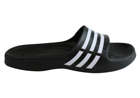 Adidas Duramo Sleek Womens Comfortable Slide Sandals
