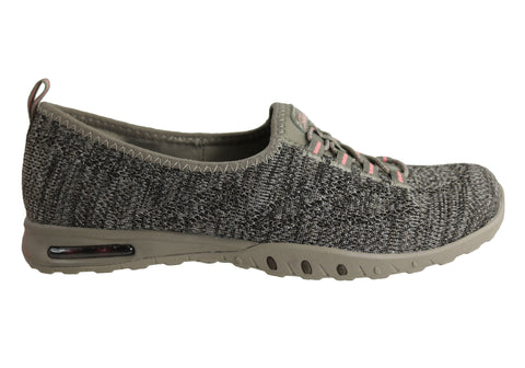 Skechers Womens Easy Air In My Dreams Comfortable Memory Foam Cushioned Shoes