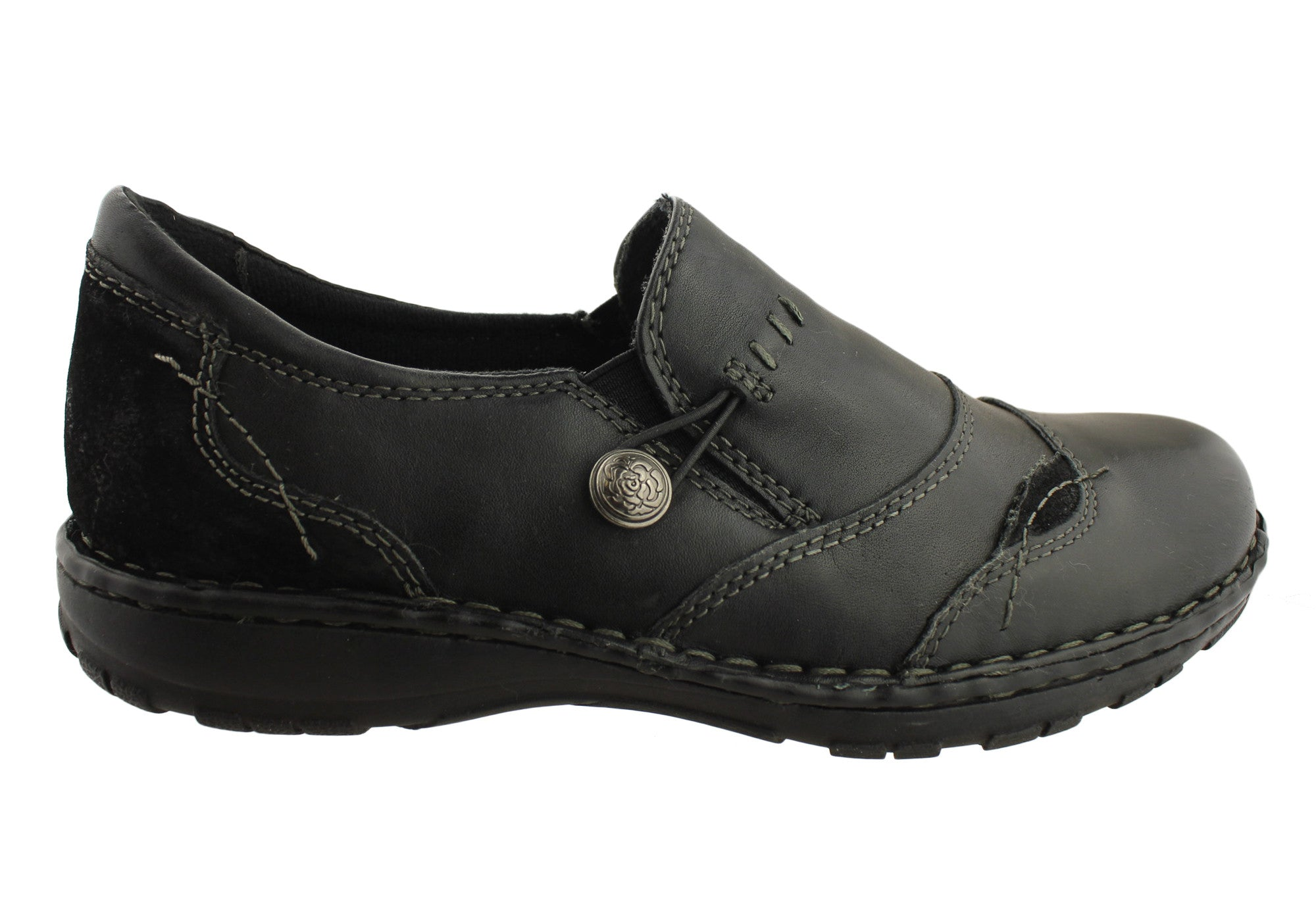 Planet Shoes Linne Womens Leather Comfort Shoes