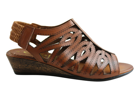 Cabello Comfort IM5005 Womens Sandals Hand Made In Turkey