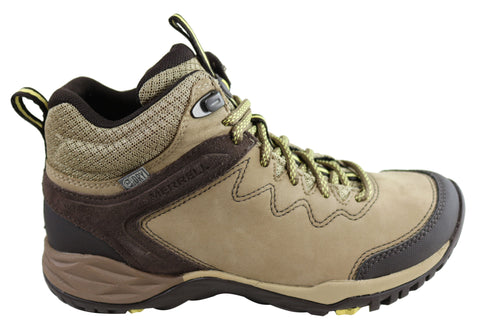 Merrell Siren Traveller Q2 Mid Waterproof Womens Comfort Hiking Boots