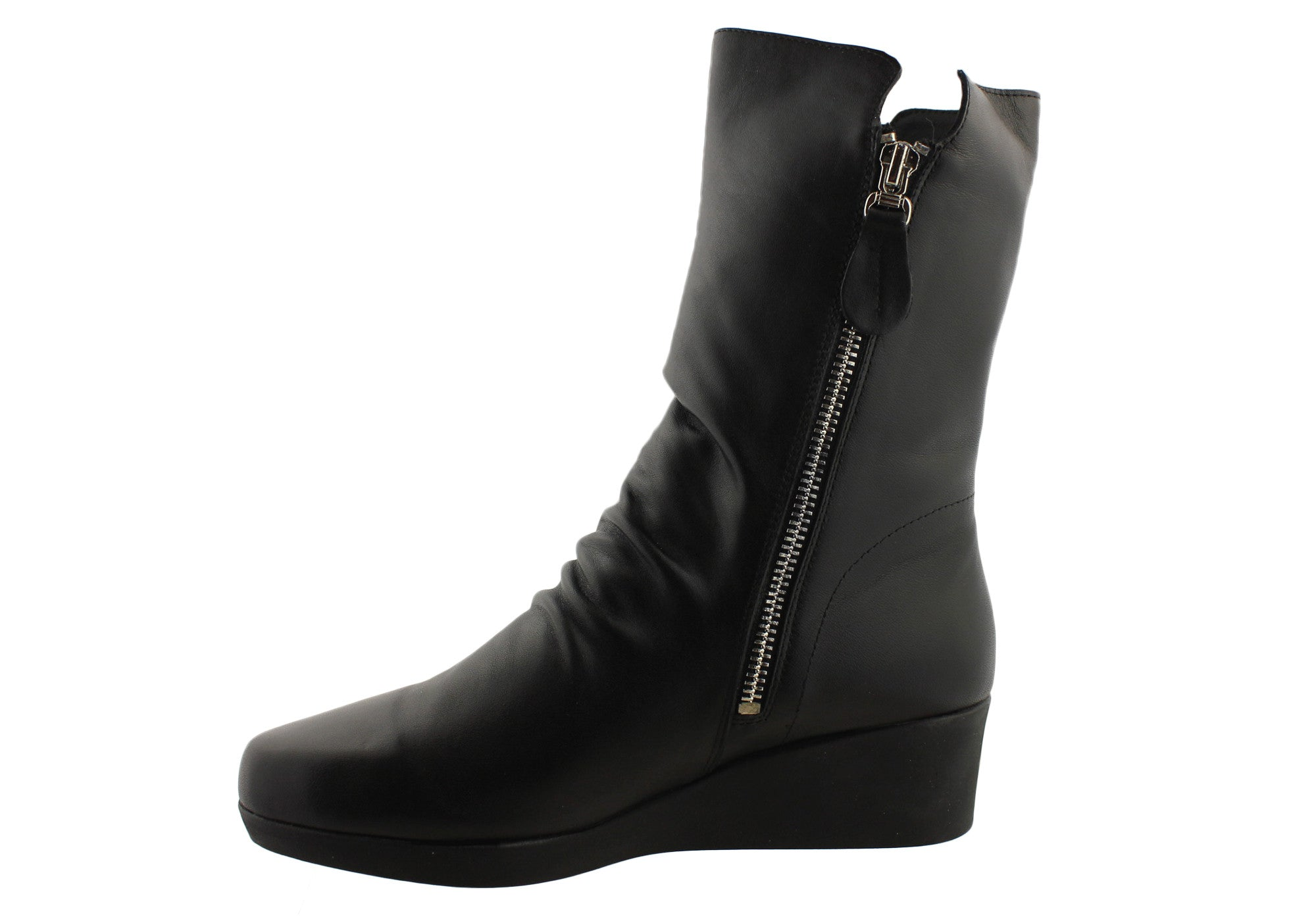 Magnini Lipton Womens Leather Boots