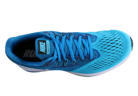 Nike Zoom Winflo 4 Mens Comfortable Running Sport Shoes