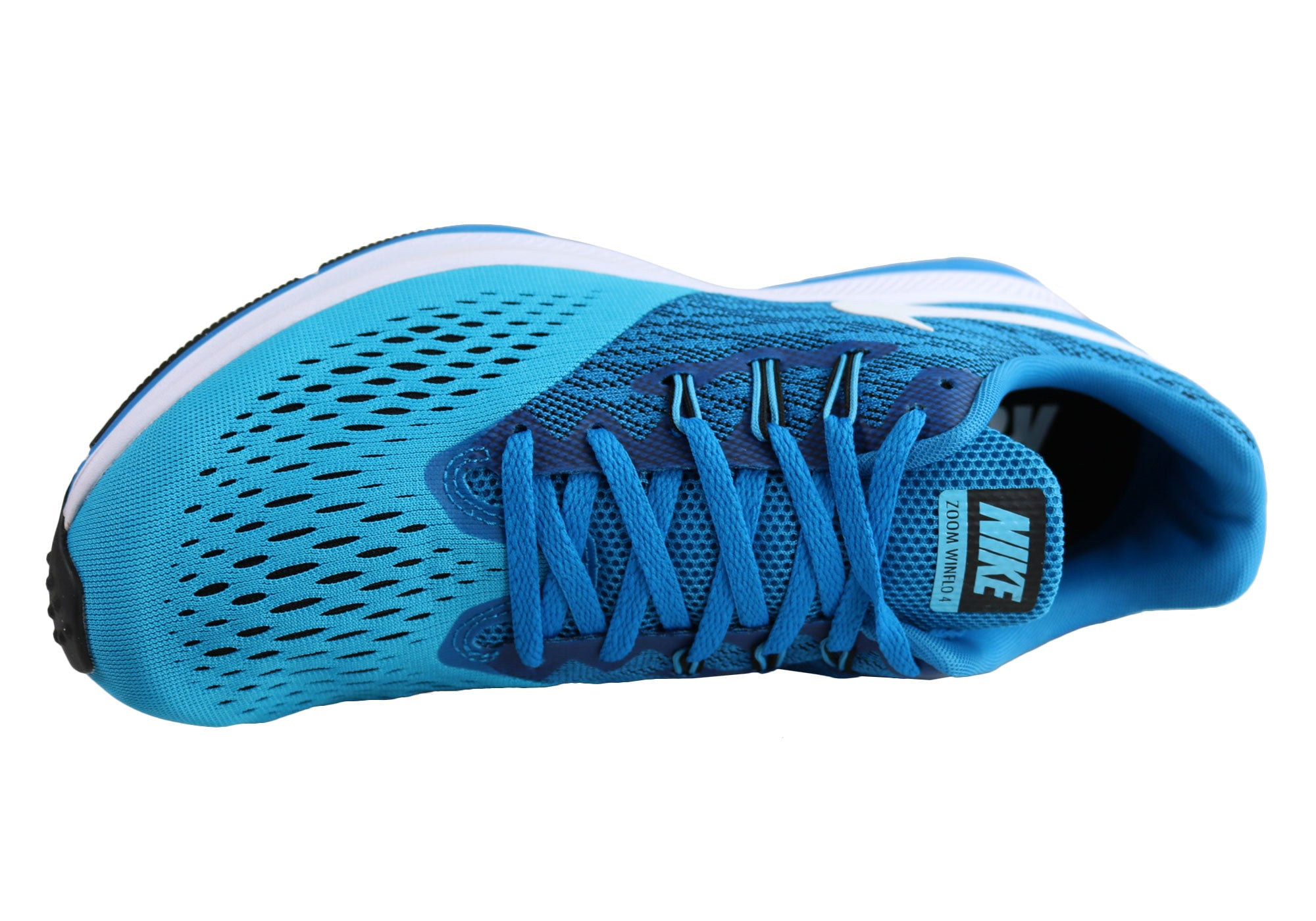 sports shoes 29ff9 82f86 Nike Zoom Winflo 4 Mens Comfortable Running Sport Shoes
