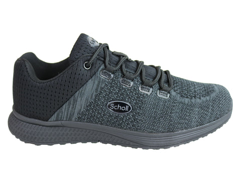 Scholl Orthaheel Empire Womens Comfortable Supportive Active Shoes