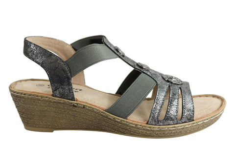 Comfort Leisure Whitley Womens Comfort Sandals