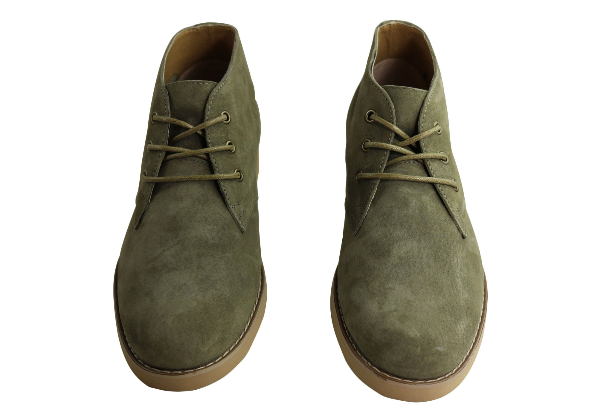 Olive Suede