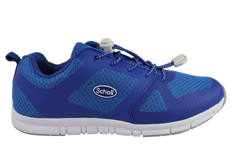 Scholl Orthaheel Flame Womens Comfortable Casual Active Shoes