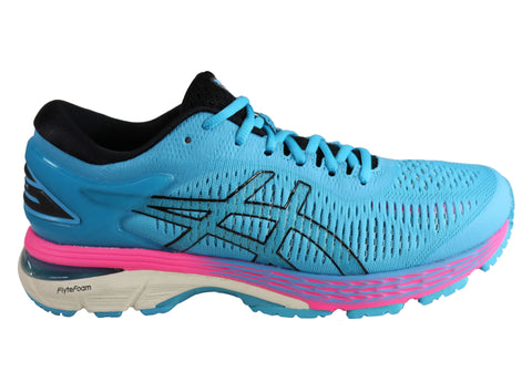 Asics Gel-Kayano 25 Womens Premium Cushioned Running Sport Shoes