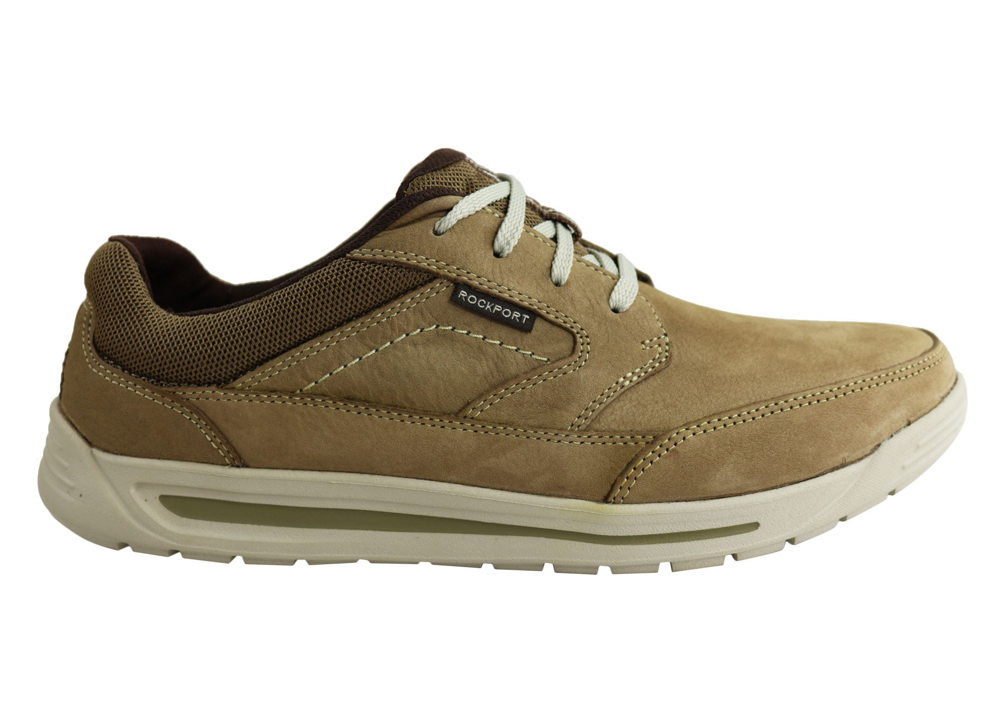 NEW-ROCKPORT-MENS-RANDLE-MUDGUARD-LEATHER-WIDE-FIT-