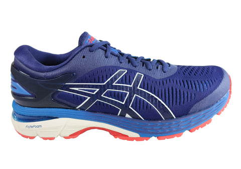 Asics Gel-Kayano 25 Mens Premium Cushioned Running Sport Shoes
