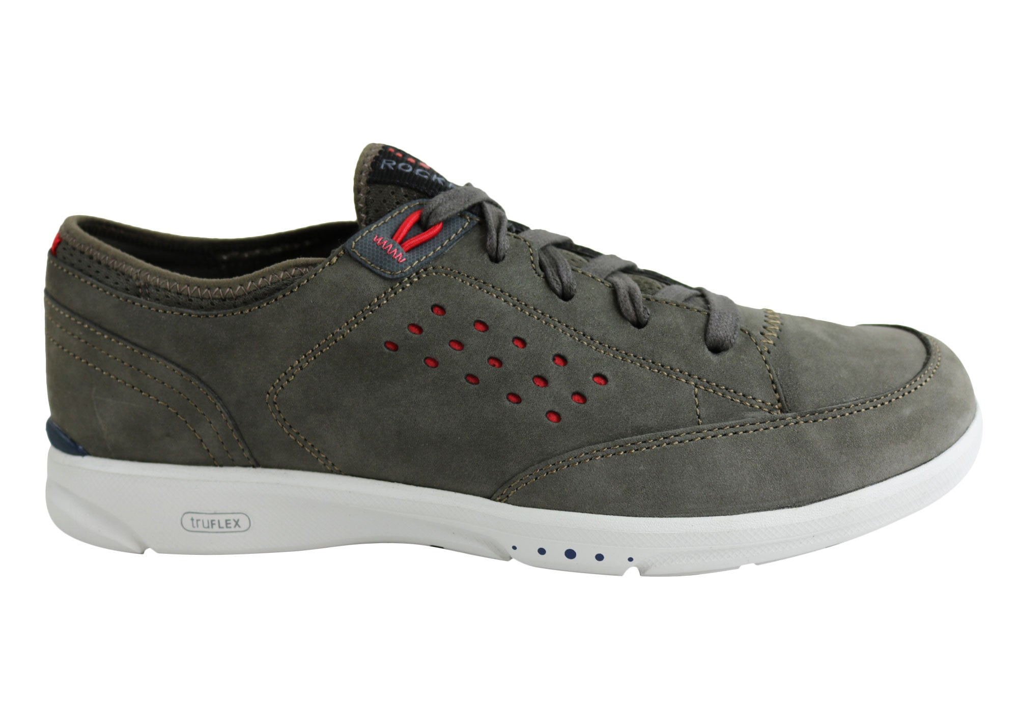 NEW-ROCKPORT-MENS-TRUFLEX-LACE-TO-TOE-COMFORT-