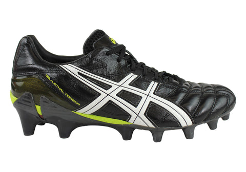 Asics Mens Lethal Tigeror 7 IT Leather Football Soccer Rugby Boots