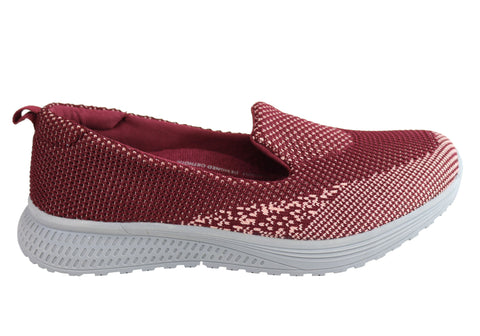 Scholl Orthaheel Emerge Womens Supportive Comfort Slip On Casual Shoes