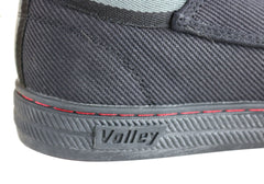 Volley Safety Mens Steel Toe Lace Up Shoes