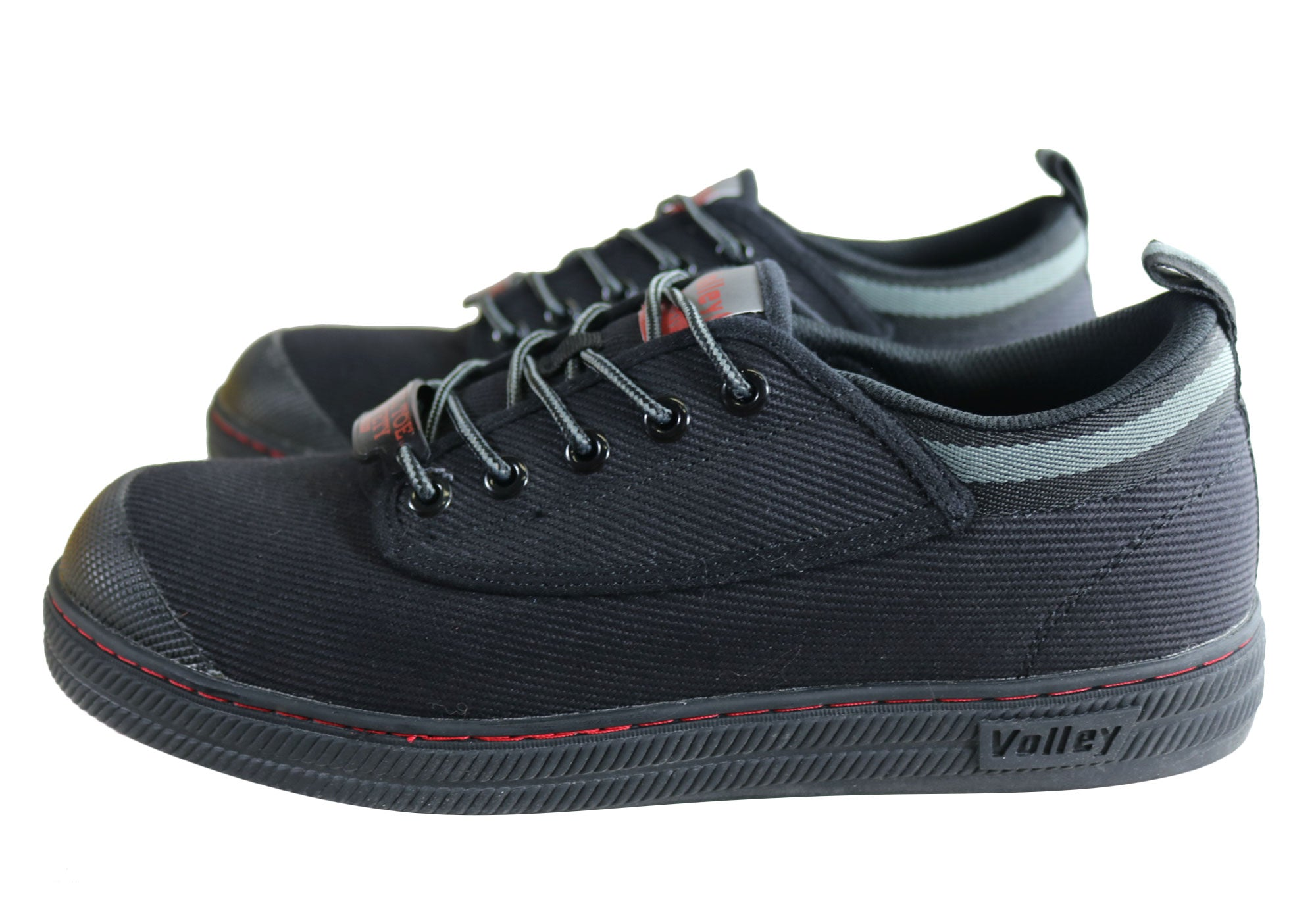Volley Safety Mens Steel Toe Lace Up