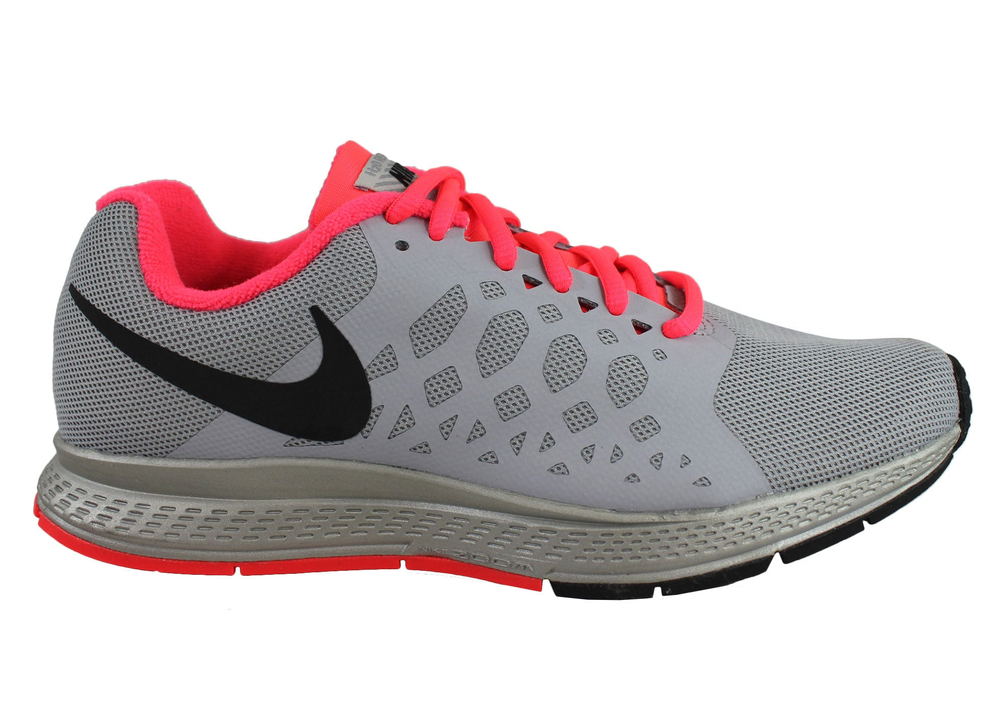 1cb1ebe7ddcfa Home Nike Air Zoom Pegasus 31 Flash Womens Cushioned Sport Running Shoes.  Silver  ...