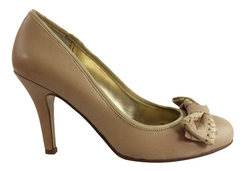 Nine West Nwalice Womens Leather Fashion Pumps