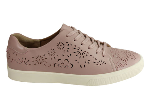 Scholl Orthaheel Yeo Womens Supportive Comfort Lace Up Casual Shoes