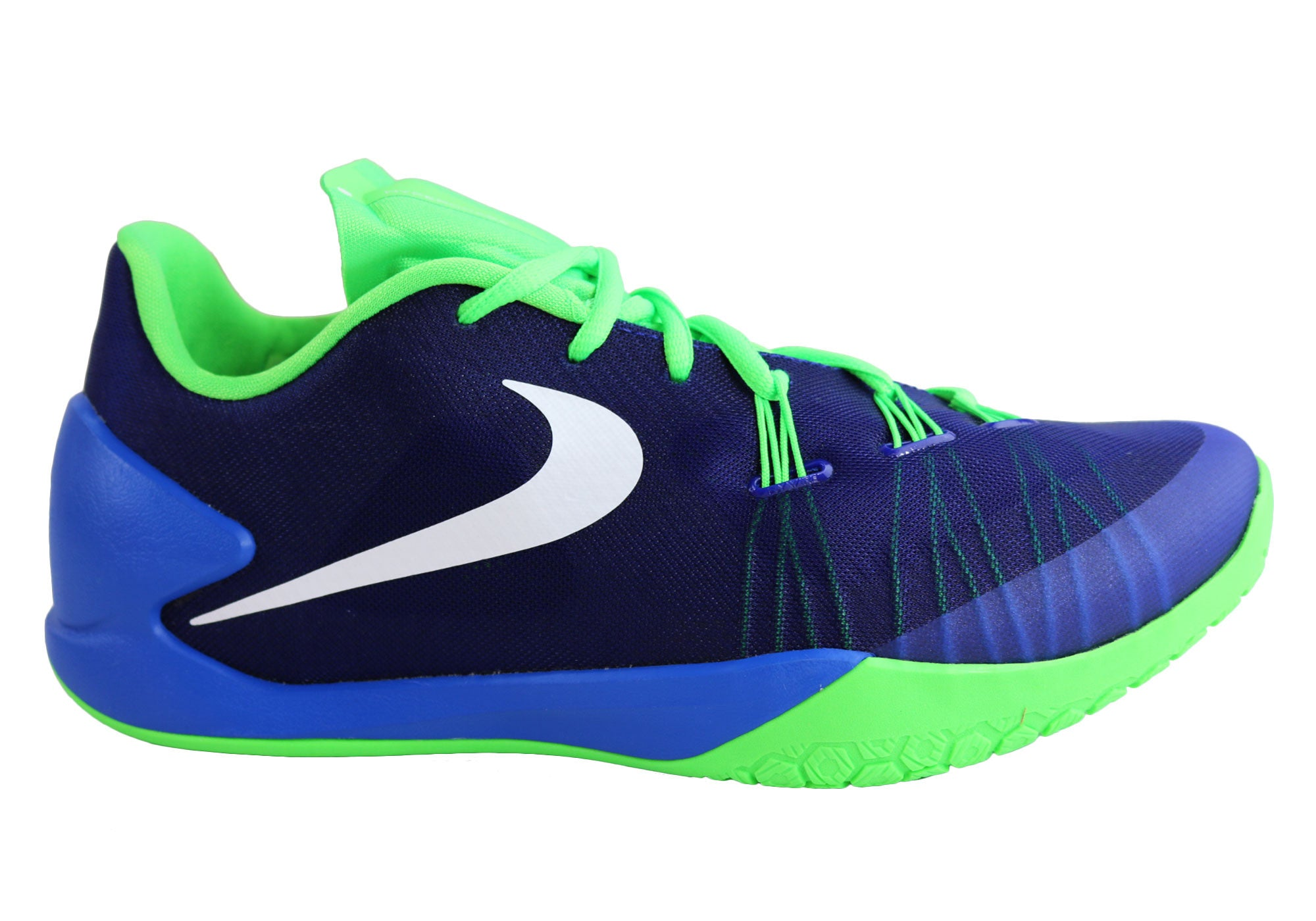 detailed look 2a528 08713 Home Nike Hyperchase Mens Trainers Basketball. Royal Blue  ...