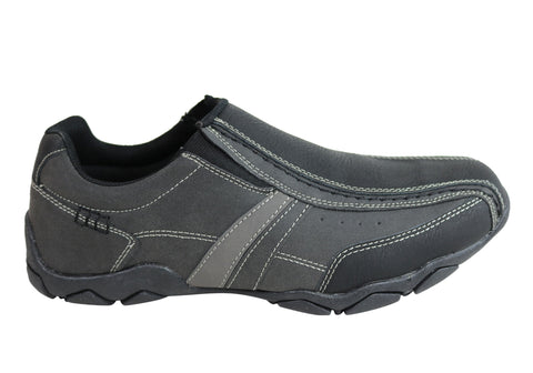 Woodlands Max Mens Comfortable Slip On Casual Shoes