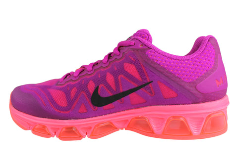 purchase cheap a7835 5024a Nike Air Max Tailwind 7 Womens Cushioned Running Shoes