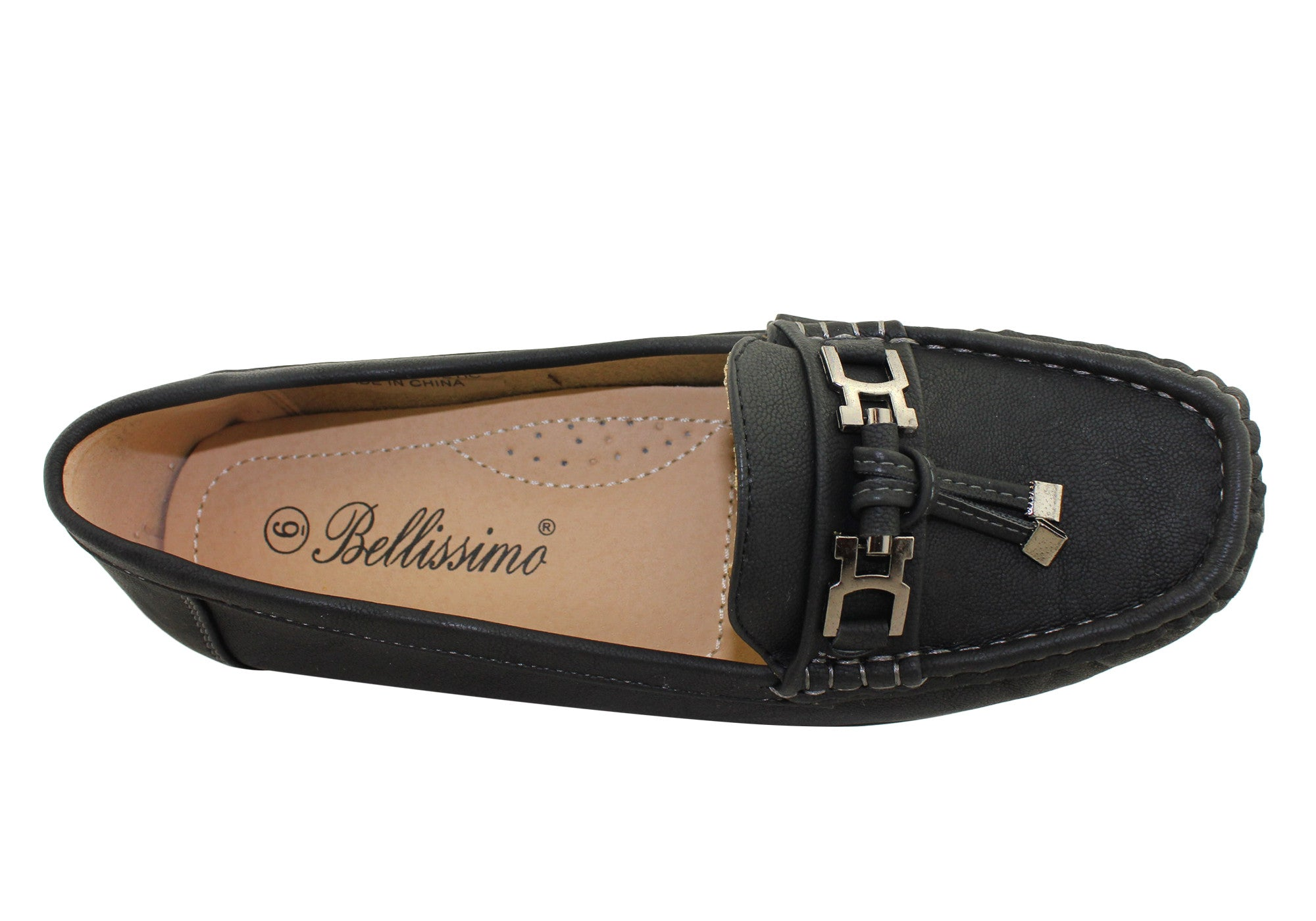 Bellissimo Dame Womens Comfort Loafers