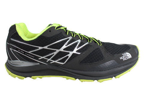 Northface Mens Ultra Cardiac Running Trail/Sport Shoes