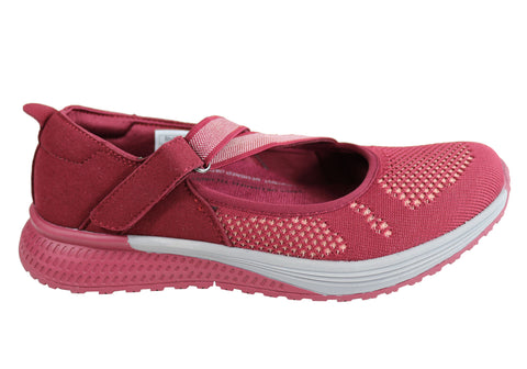 Scholl Orthaheel Essex Womens Supportive Comfy Mary Jane Casual Shoes