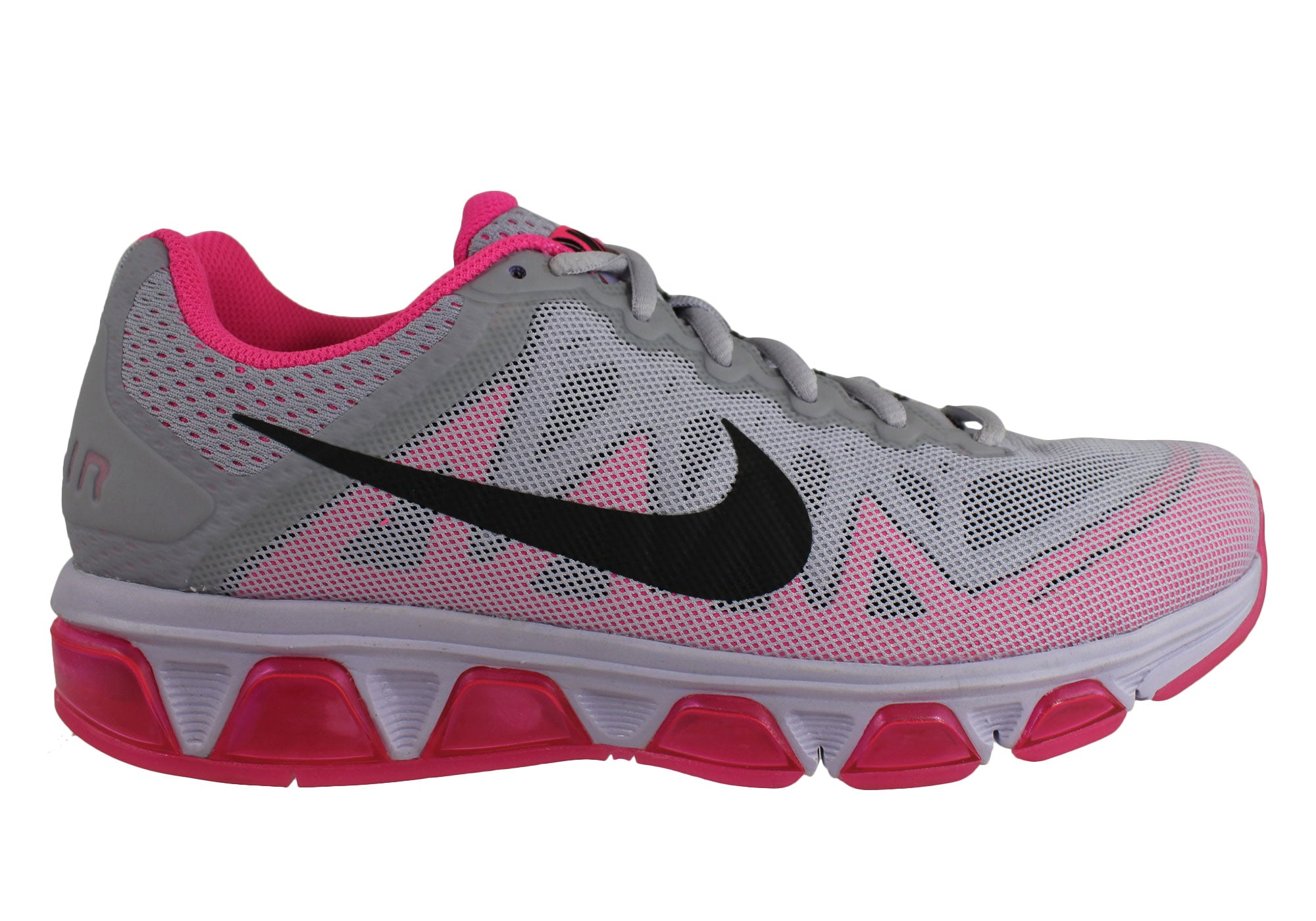new style 93f05 0e1de Home Nike Air Max Tailwind 7 Womens Cushioned Running Shoes. Purple Teal   Pink  Grey Pink ...