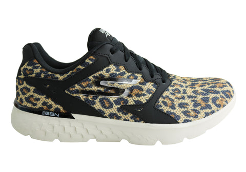 Skechers Go Run 400 Feline Womens Sport Shoes