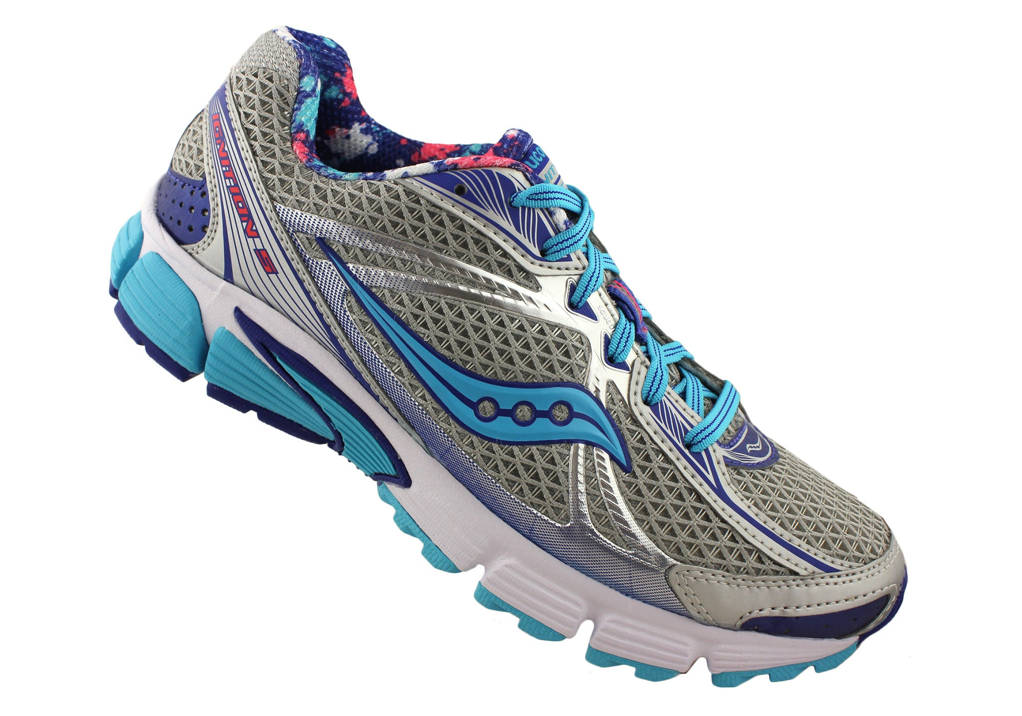Saucony Grid Ignition 5 Womens Running Shoes