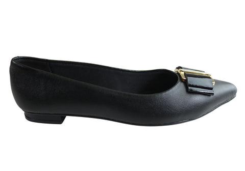Donna Velenta By Moleca Tina Womens Comfortable Shoes Made In Brazil