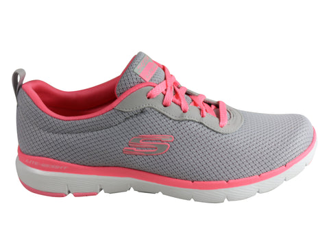 Skechers Womens Flex Appeal 3.0 First Insight Memory Foam Shoes