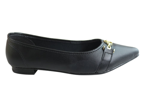 Donna Velenta By Moleca Erin Womens Comfortable Shoes Made In Brazil