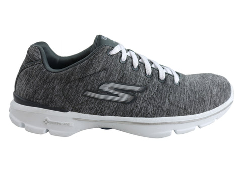Skechers Womens Go Walk 3 Integral Comfortable Light Weight Shoes