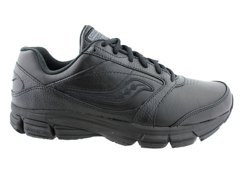 Saucony Progrid Echelon LE2 Mens Wide Fit Walking Shoes