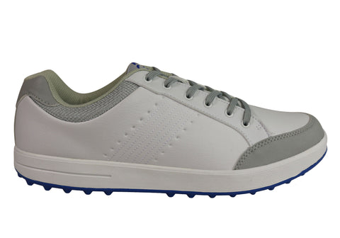 Niblick Augusta Mens Comfortable Ortholite Insole Waterproof Golf Shoes