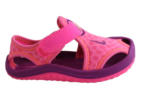 Nike Sunray Protect Toddler Girls Beach Summer Sandals