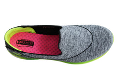 Skechers Go Flex Walk Flexible Womens Slip On Shoes