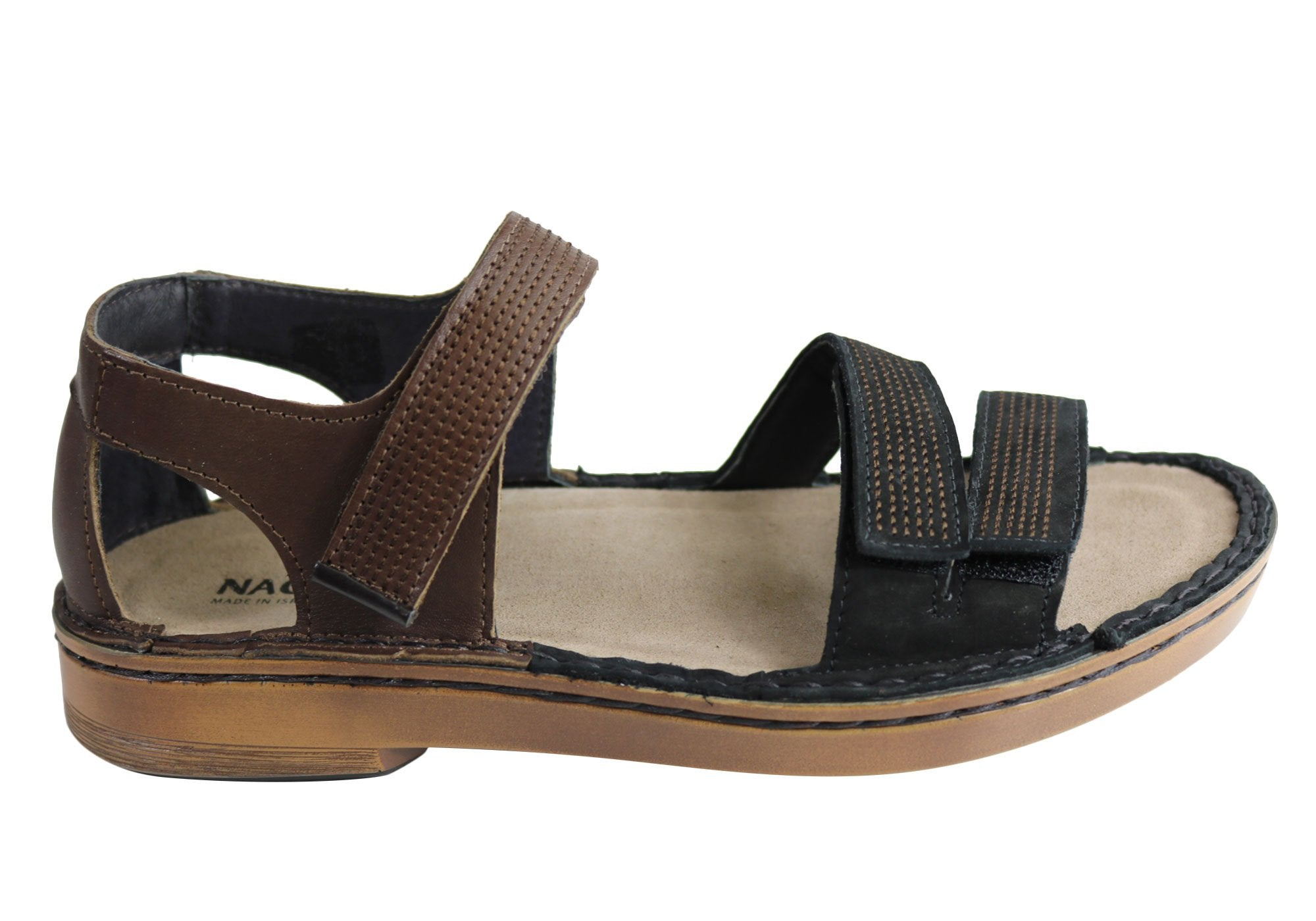 Naot Amarante Womens Leather Wide Fit