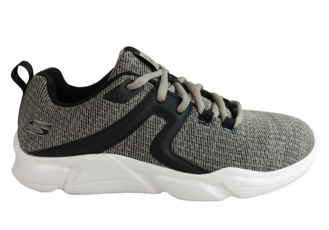 Skechers Mens Drafter Shible Comfortable Memory Foam Athletic Shoes