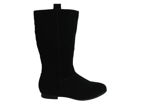 Isabella Brown Owen Womens Comfortable Flat Mid Calf Fashion Boots