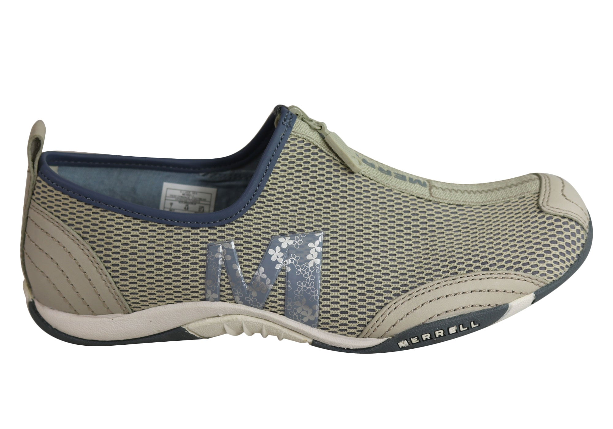 43119de1 Details about Merrell Barrado Womens Comfort Flat Casual Zip Shoes -  ShopShoesAU