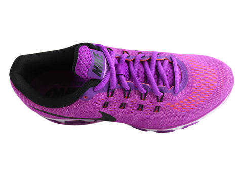 Nike Womens Nike Air Max Tailwind 8 Comfortable Cushioned Sport Shoes