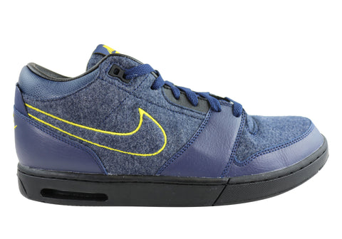 Nike Mens Air Step back Premium Shoes