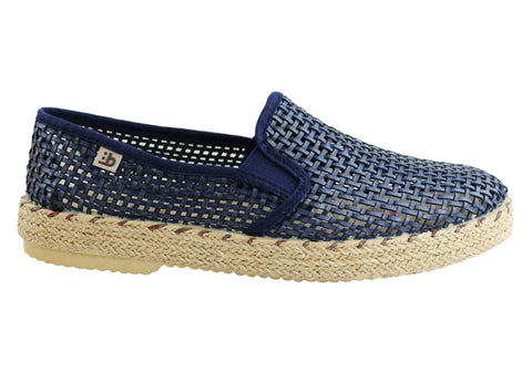 Berevere Weekend Mens Espadrille Casuals Made In Spain