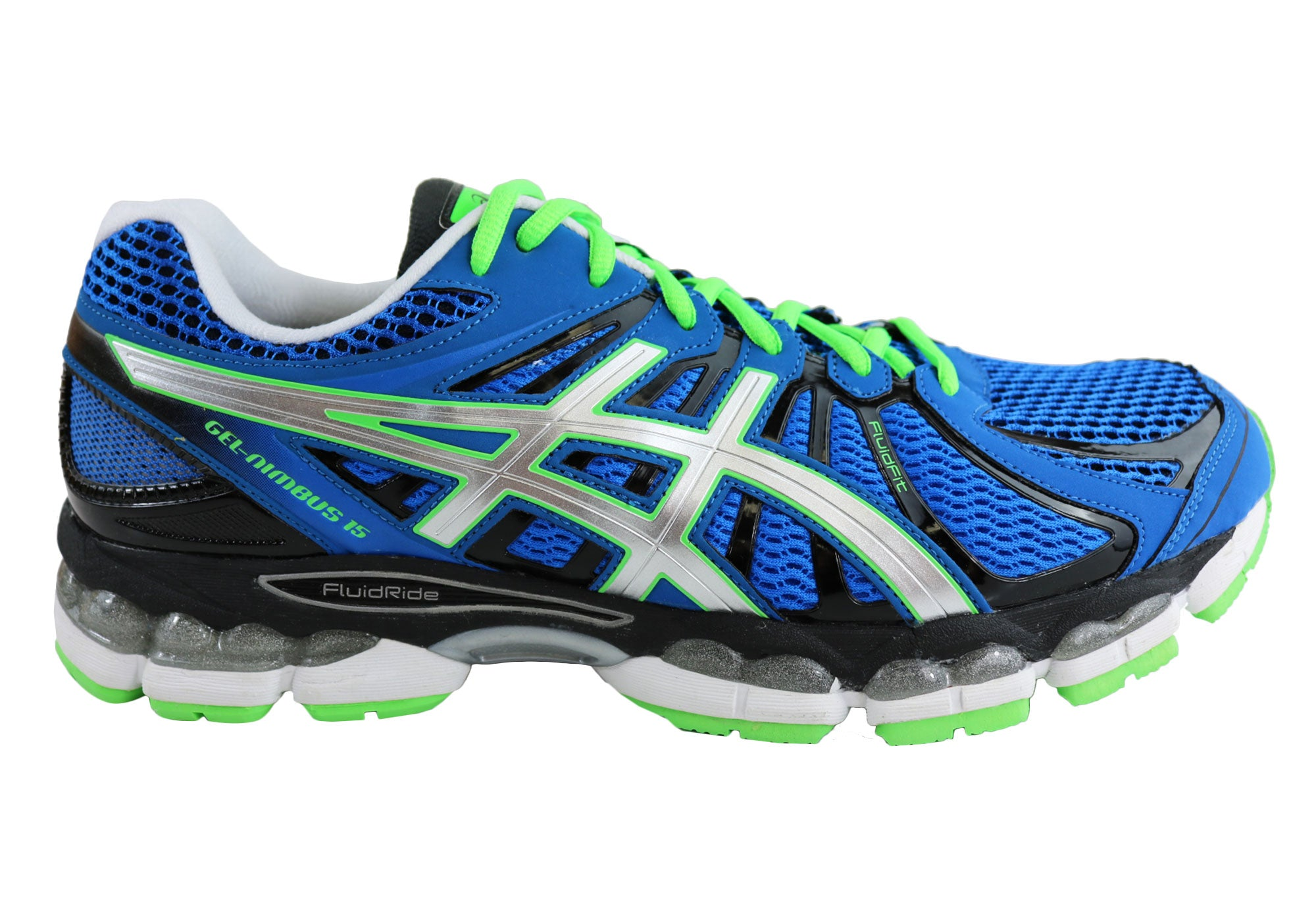 nouvelle arrivee 52385 0256c Asics Gel Nimbus 15 Mens Premium Cushioned Sport Running Shoes